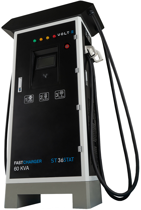 ST36STAT EV charger